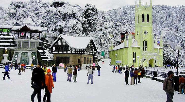Shimla & Manali Tour Package